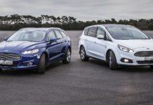 Ford S-MAX AWD e Mondeo Wagon AWD