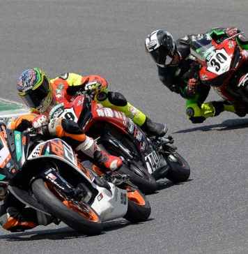 KTM RC390 Cup Mugello