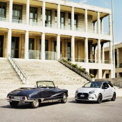 ds3 cabrio - vintage