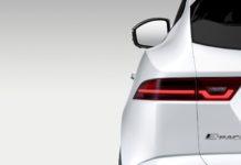 Jaguar E-Pace dettaglio