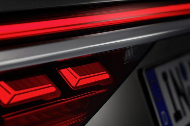 Audi A8 L dettaglio