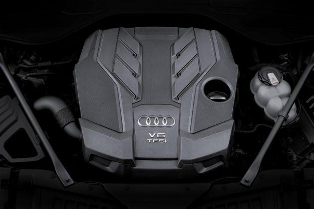 Audi A8 L motore