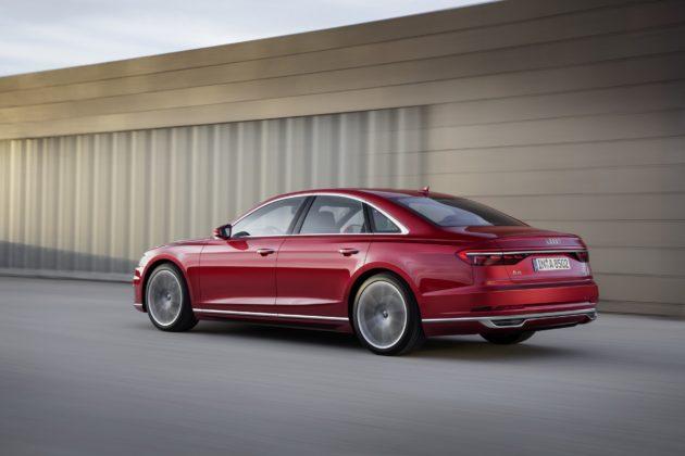 Audi A8 dinamica