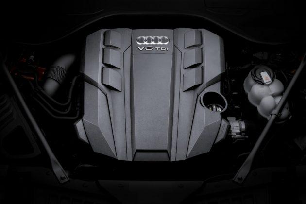 Audi A8 motore