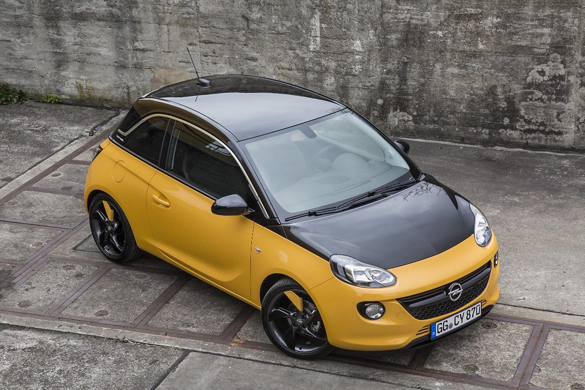 Opel Adam Black Jack statica