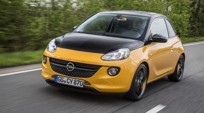 Opel Adam Black Jack dinamica