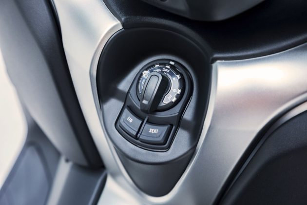 Yamaha X-MAX 400 2018 con Smart Key