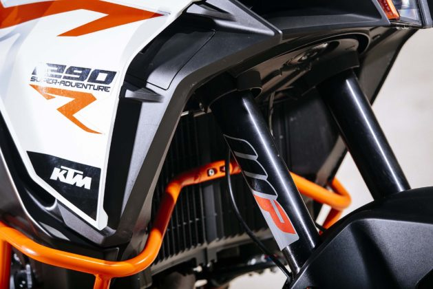 ktm 1290 super adventure r forcella