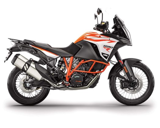 ktm 1290 super adventure r laterale dx