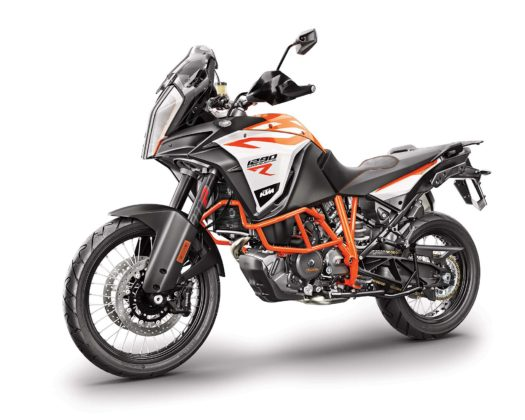 ktm 1290 super adventure r 3/4 ant