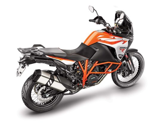 ktm 1290 super adventure r 3/4 post