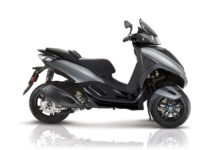 piaggio mp3 yourban sport 300 laterale