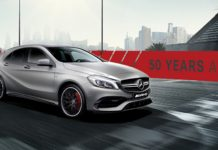 Mercedes-AMG A 45 Edition 50 dinamica
