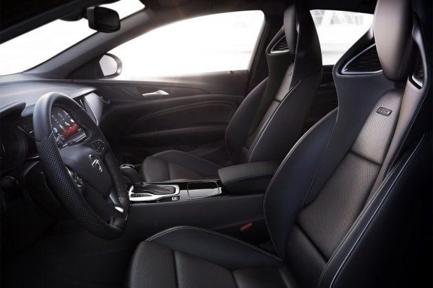 Opel Insignia GSi interni