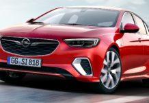 Opel Insignia GSi dinamica