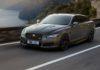 Jaguar XJR575 dinamica