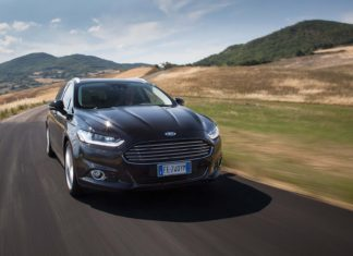 ford mondeo dinamica