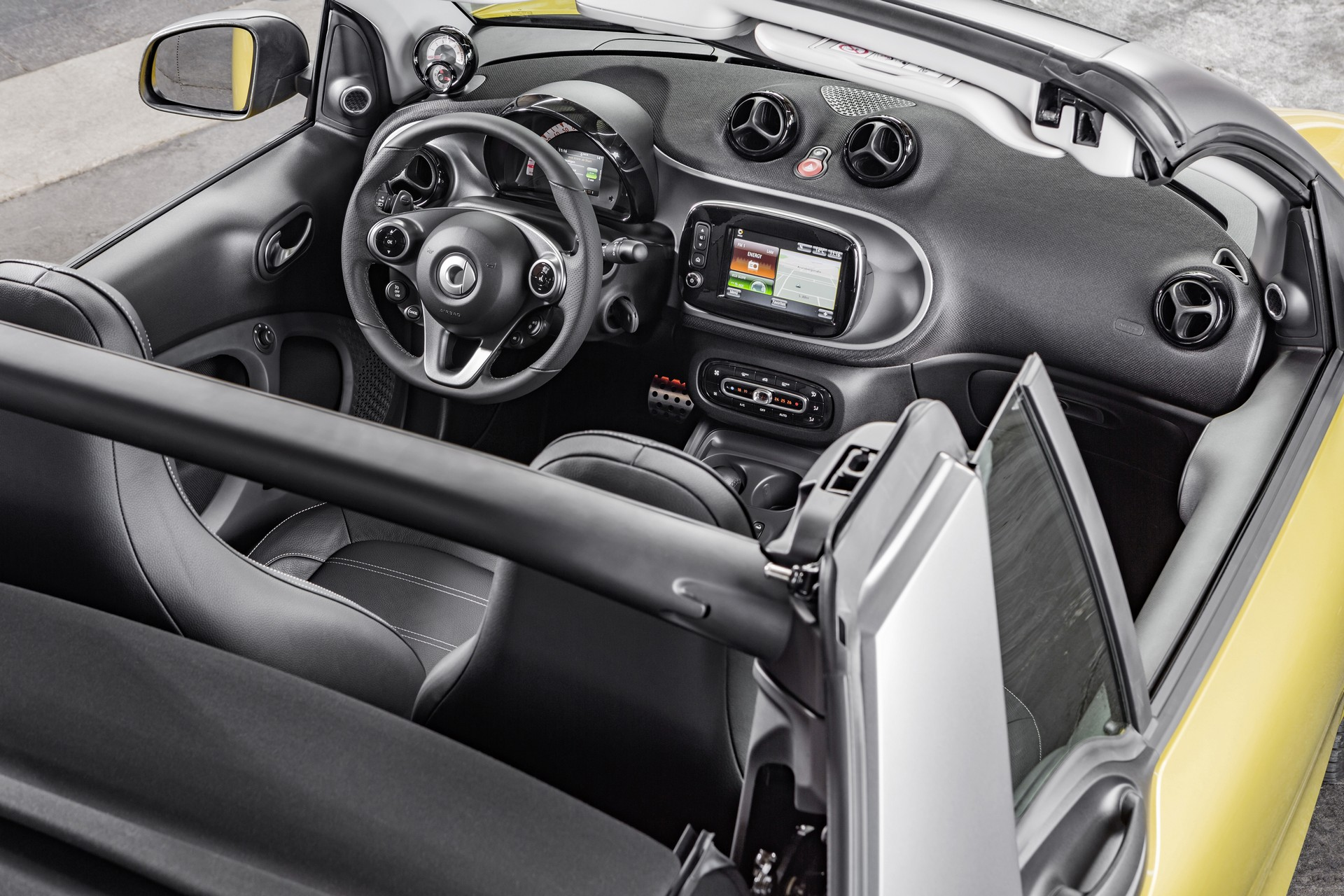 Smart Fortwo E Forfour 2018