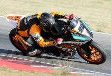 KTM RC390 CIV Movimento pista