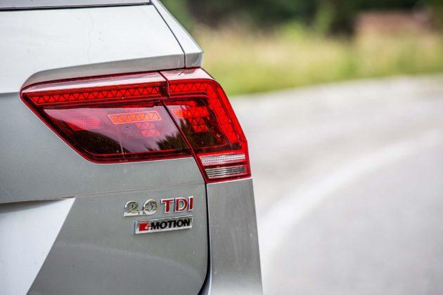 Volkswagen Tiguan 2.0 BiTDI - faro