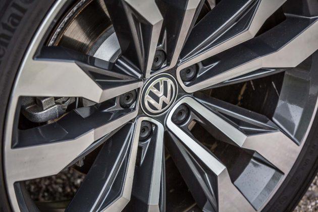 Volkswagen Tiguan 2.0 BiTDI - cerchio