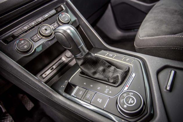 Volkswagen Tiguan 2.0 BiTDI - cambio