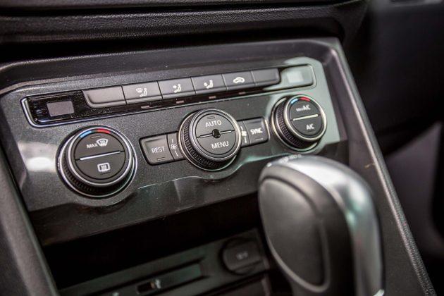 Volkswagen Tiguan 2.0 BiTDI - pulsanti