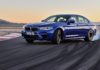 BMW M5 dinamica