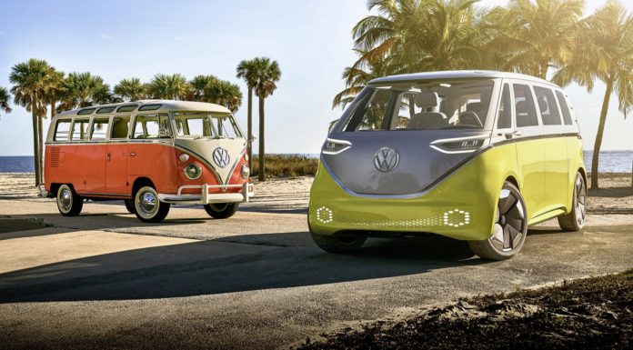 Volkswagen Bulli Concept statica