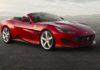 Ferrari Portofino statica