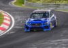 Subaru WRX STI Type RA NBR Special dinamica