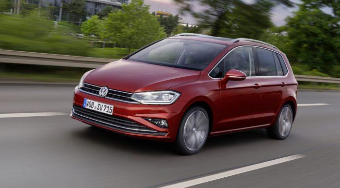 Volkswagen Golf Sportsvan 2018 dinamica