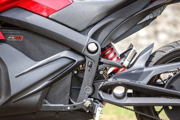 Zero Motorcycles SR - telaio