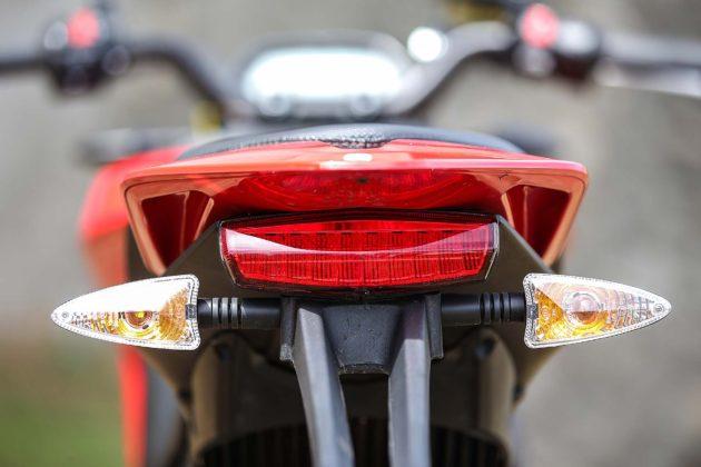 Zero Motorcycles SR - codino