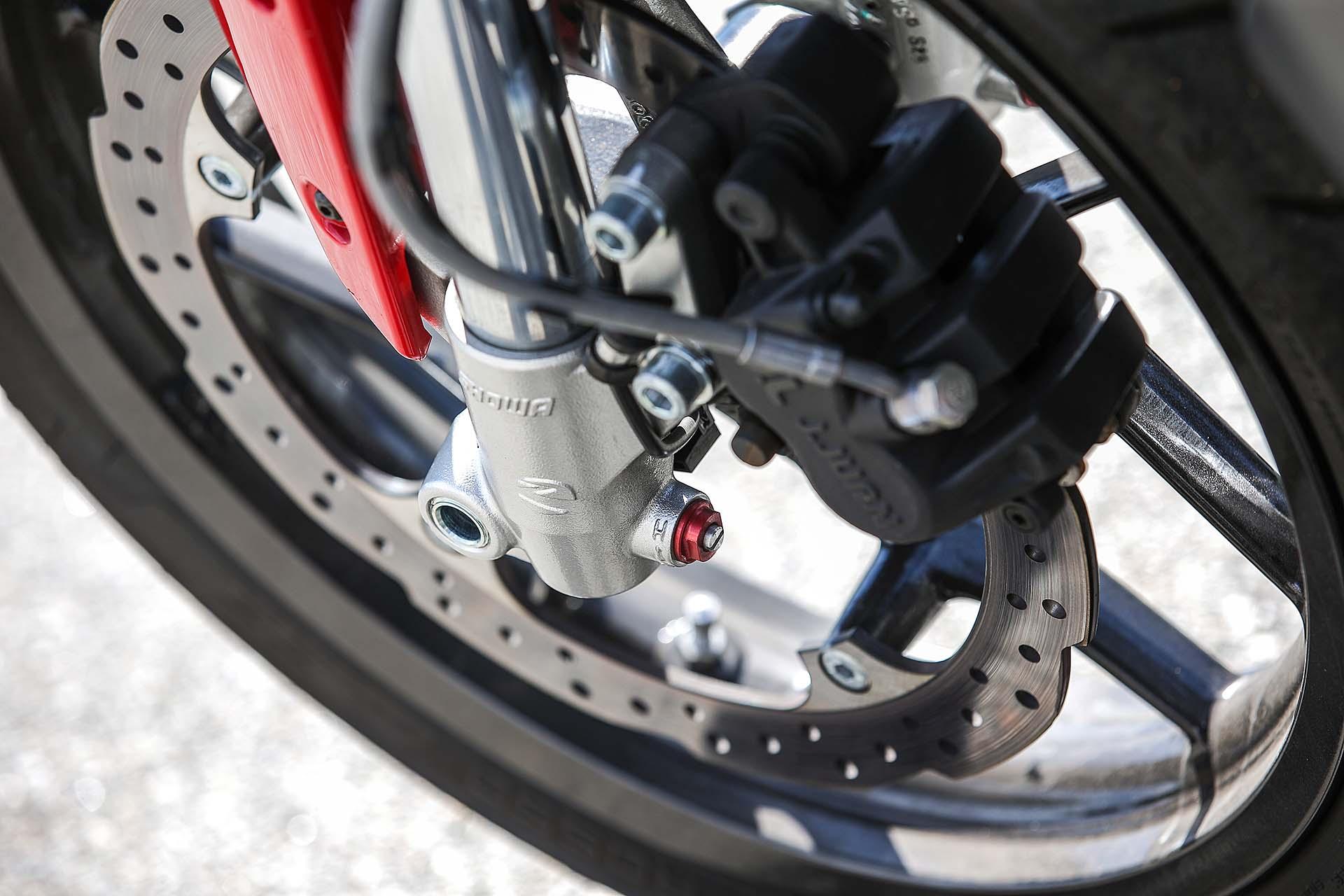 Zero Motorcycles SR - disco