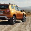 Dacia Duster 2018 con carrozzeria Atacama Orange