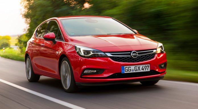 Opel Astra ecoM dinamica
