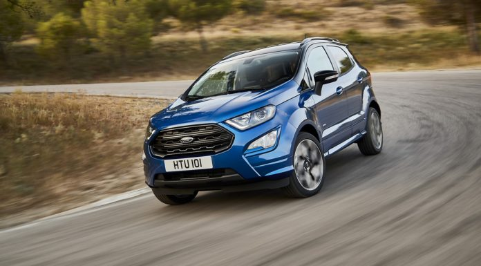 Ford Ecosport 2018 dinamica
