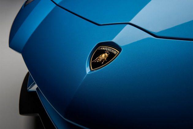 Lamborghini Aventador S Roadster dettaglio