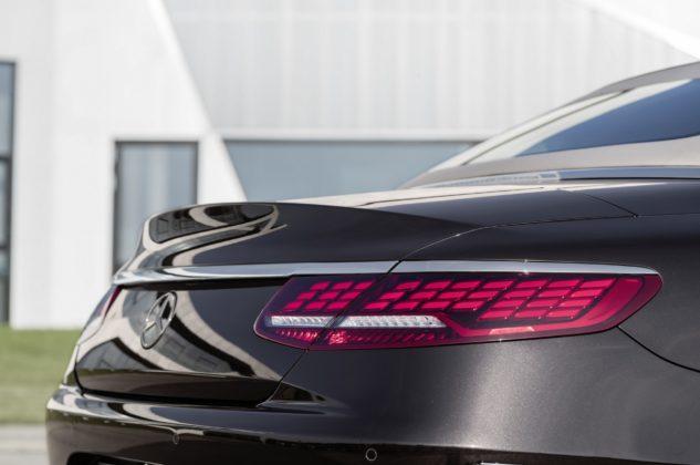 Mercedes-Benz Classe S Cabrio 2018 dettaglio