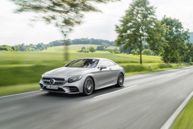 Mercedes-Benz Classe S Coupé 2018 dinamica
