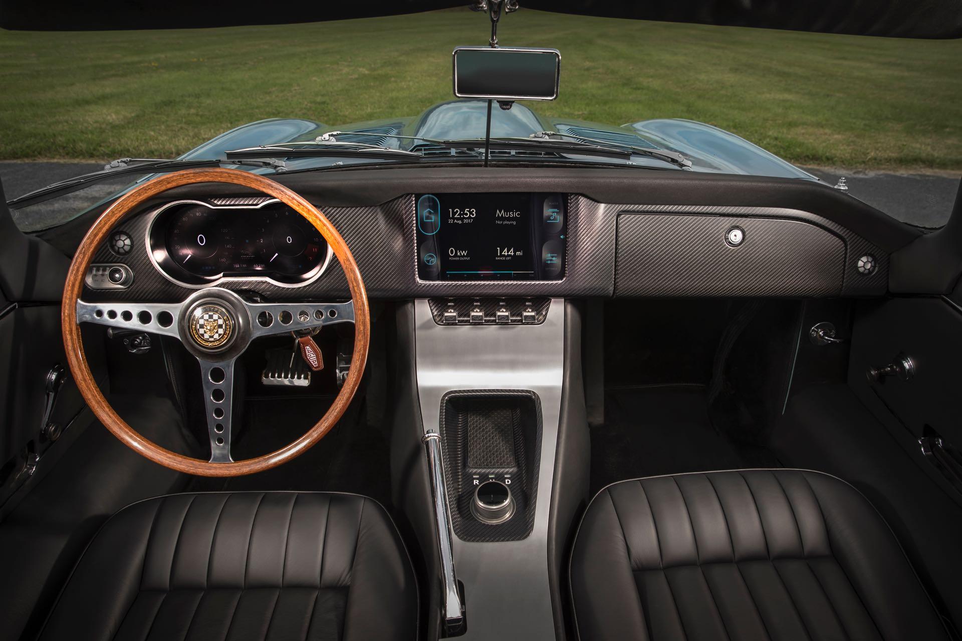 Jaguar Future-Type Concept: il futuro al Salone di Francoforte 2017