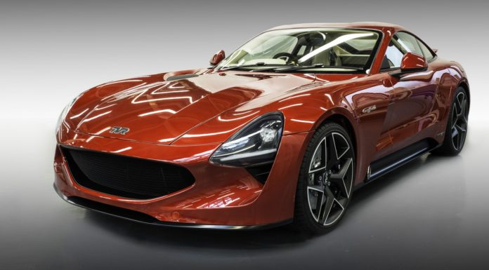 TVR Griffith 2018 statica