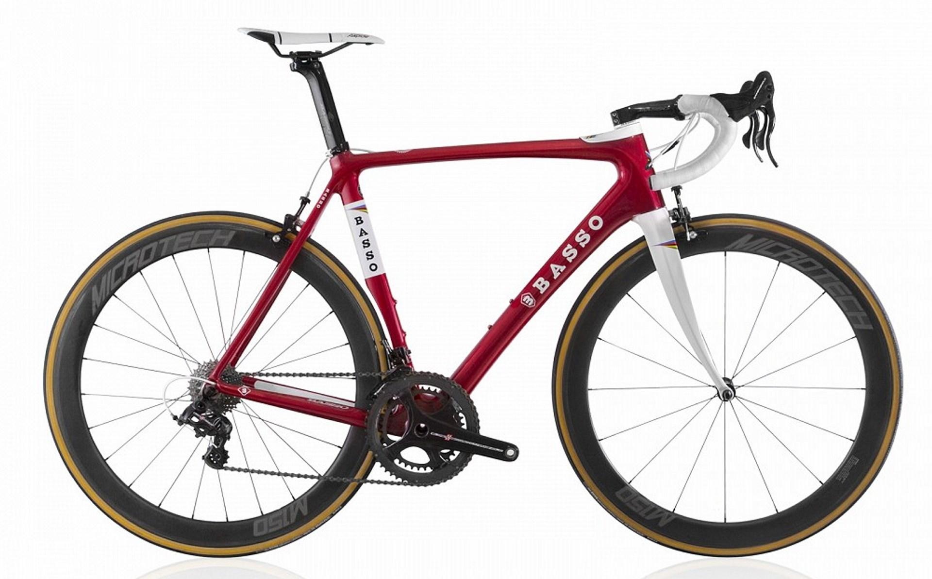 bici basso diamante 40th Edition, vista laterale