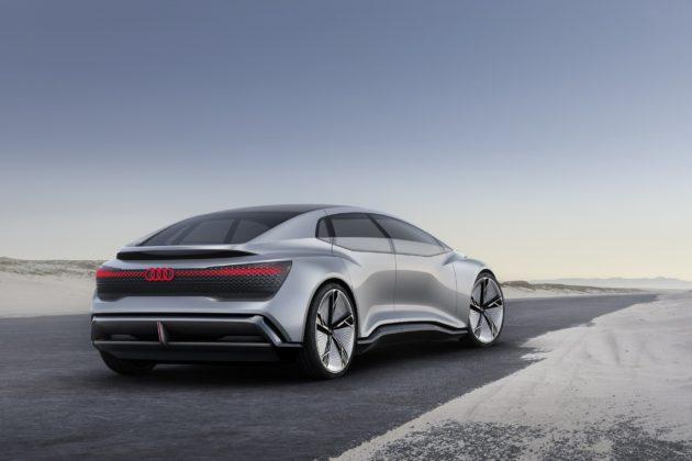 Audi Aicon statica