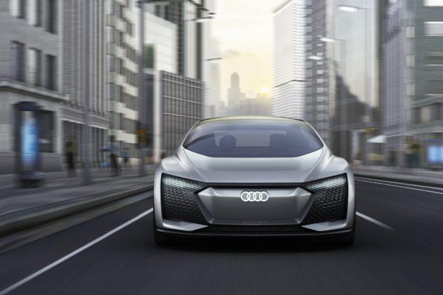 Audi Aicon dinamica