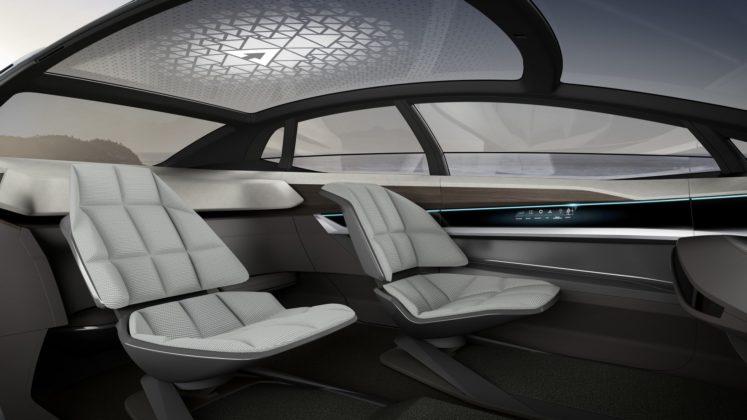 Audi Aicon interni