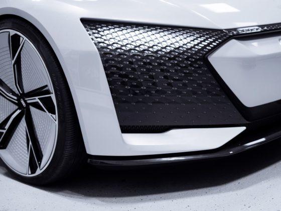 Audi Aicon dettagli