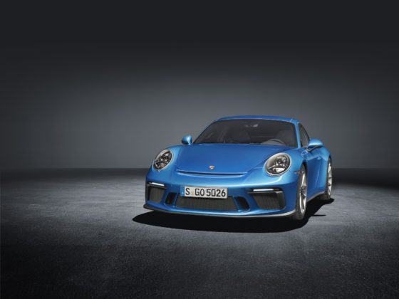 Porsche 911 GT3 Touring Package statica