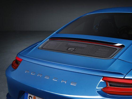 Porsche 911 GT3 Touring Package dettaglio